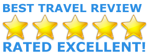 Rated Excellent by Best Travel Review
