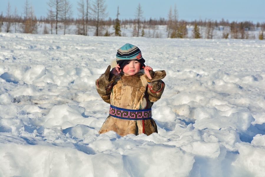 nenets children yamal peninsula - photo #29