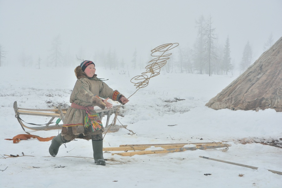 nenets children yamal peninsula - photo #39