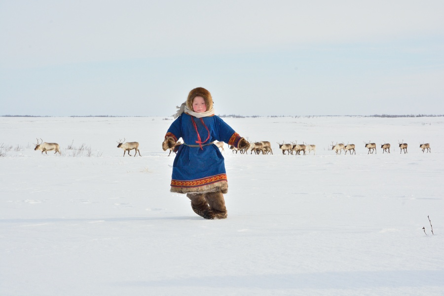 nenets children yamal peninsula - photo #34