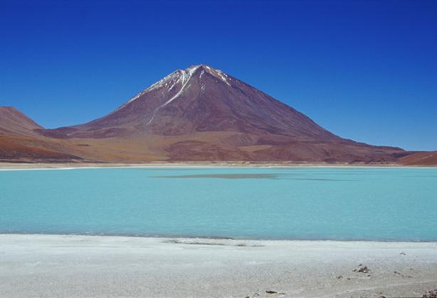 Laguna Verde Chile Tour
